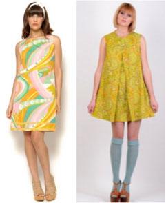 1960 women's fashion