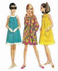 1960 womens fashion