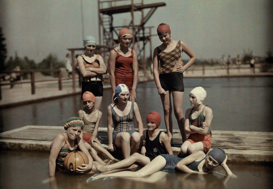 1920s bathing suit