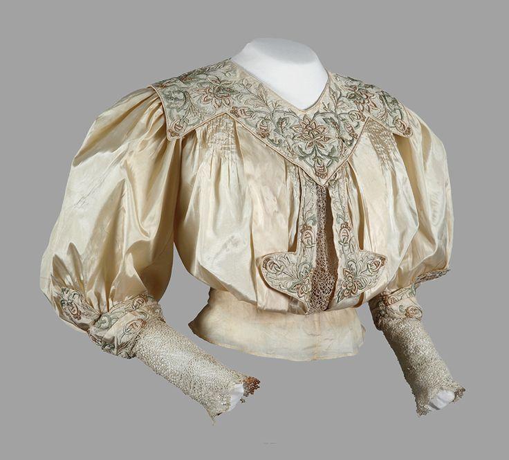 Edwardian blouse