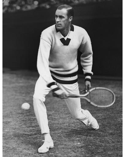 1920s tennis clothing for men