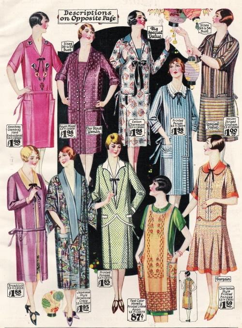 1920s uniforms