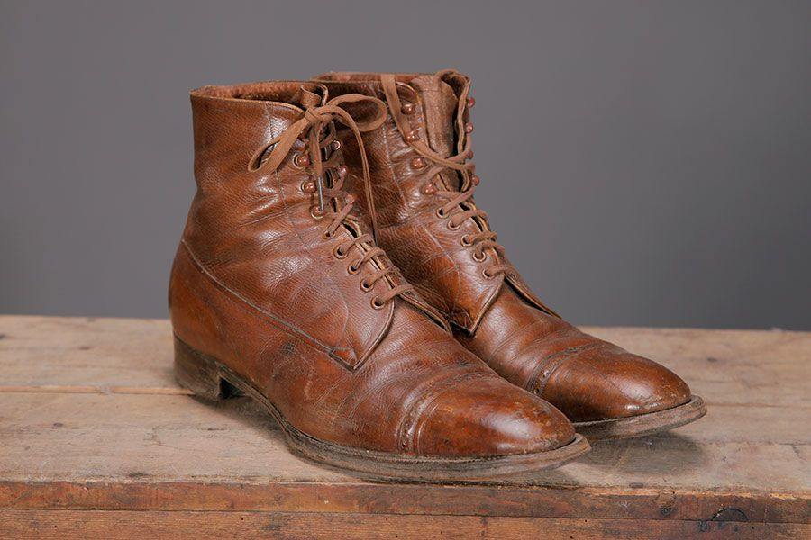 1900s shoes