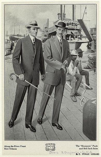 1900s Daywear