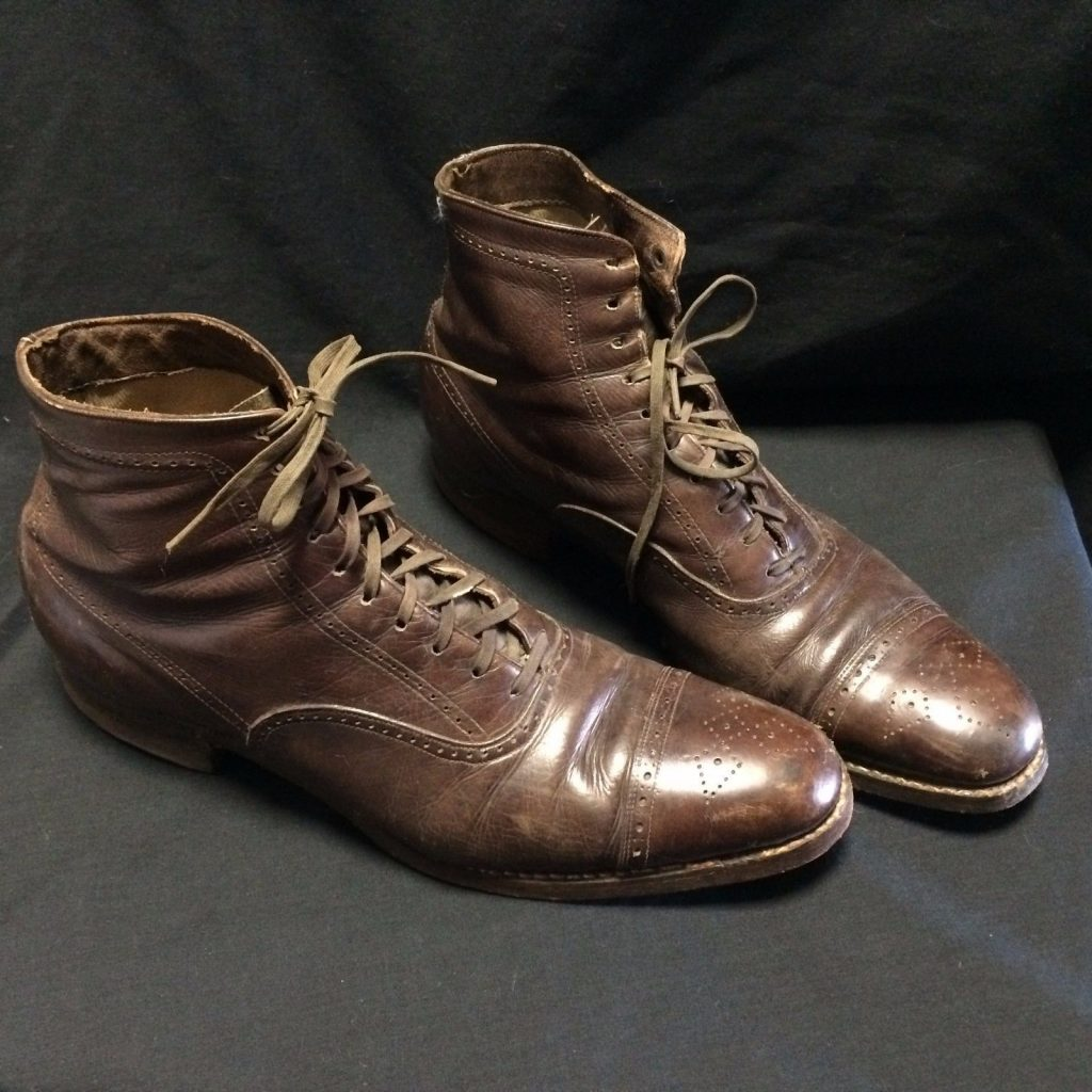 Edwardian shoes