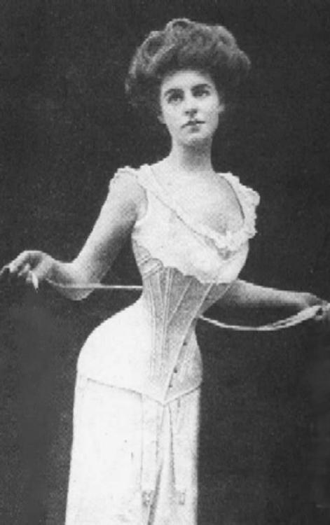 s curve corset