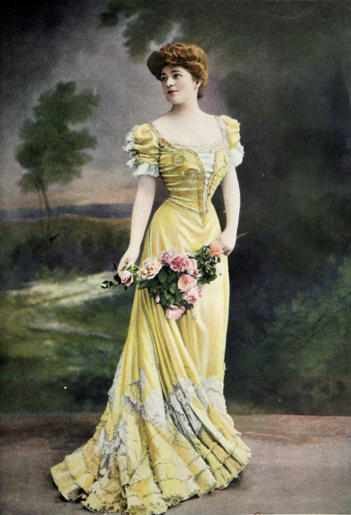 1900s dress