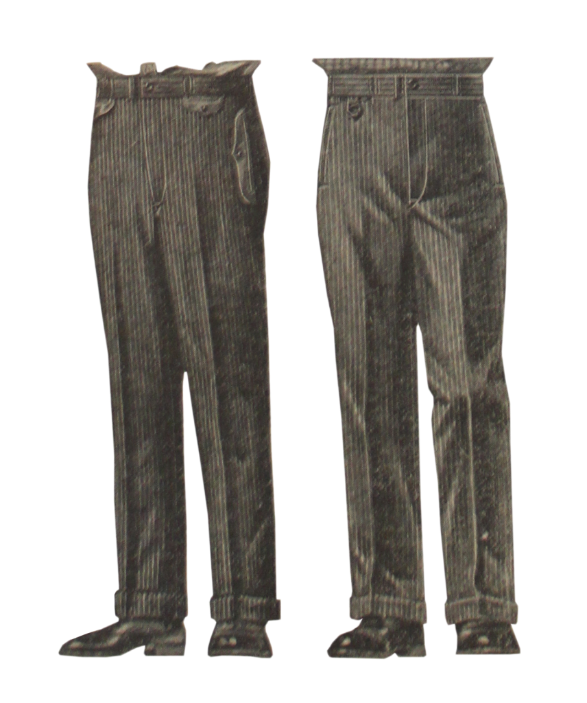 Edwardian Trousers