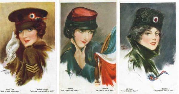 WW1 fashion
