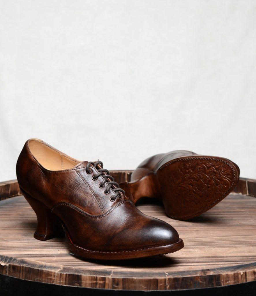 Edwardian Oxford Shoes