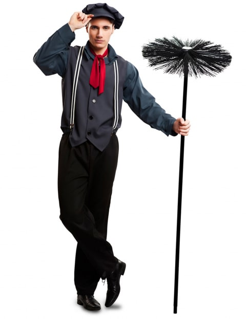 The chimney sweep costume)