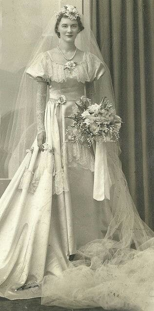 1930s wedding jewelry