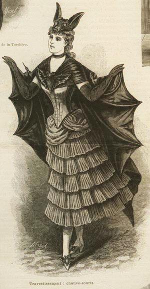 Victorian Halloween Dress