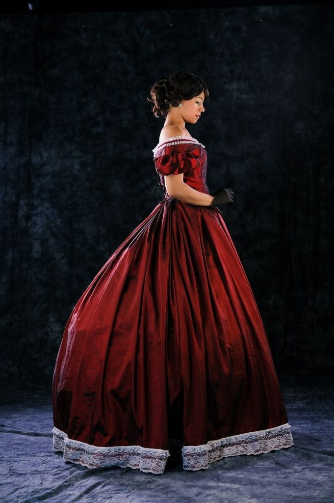 Victorian Inspired Ball gowns
