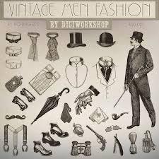 Victorian Men's Accessories