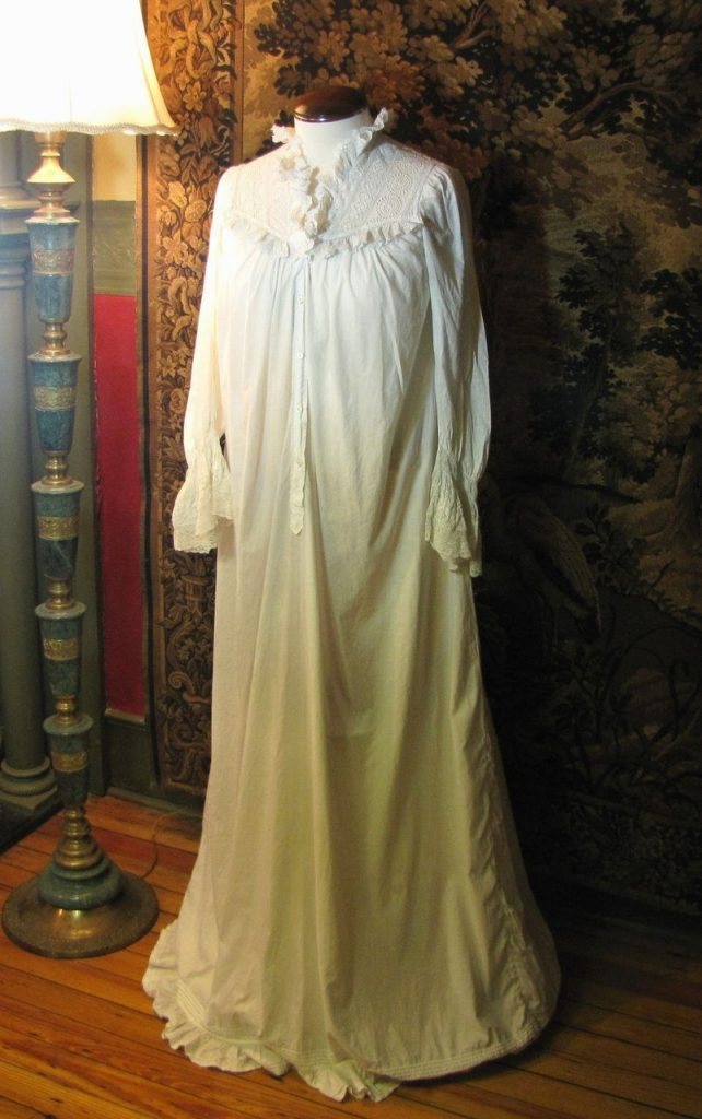 Victorian nightgowns