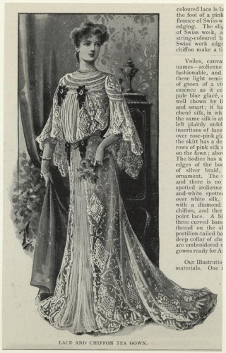 Victorian Tea Gowns