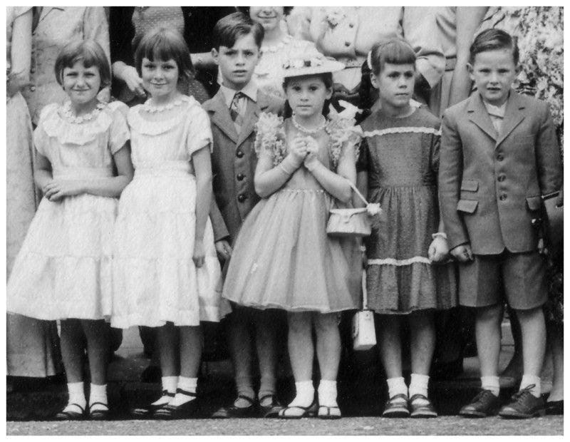 1930s children costume